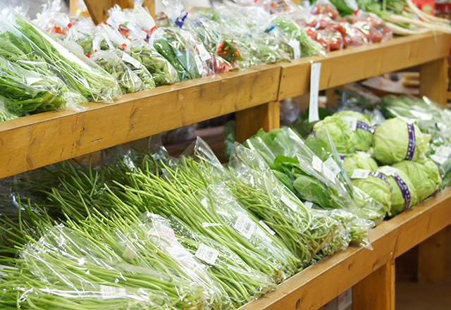 竜王産野菜・果物